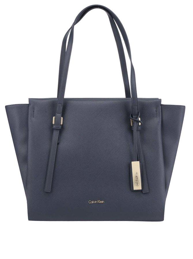 Tmavě modrý shopper Calvin Klein Jeans Marissa
