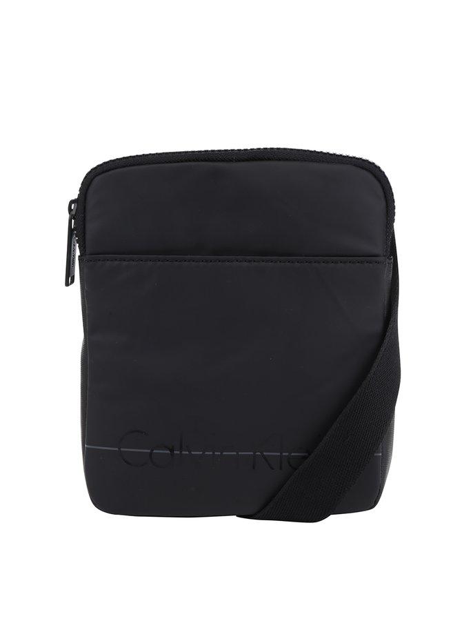 Černá pánská taška přes rameno Calvin Klein Jeans Logan