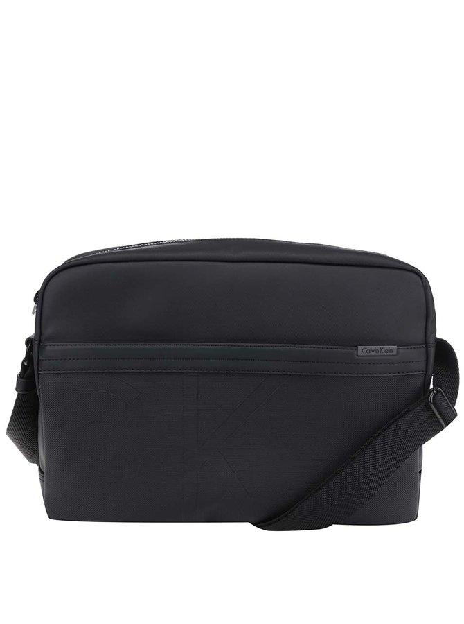 Černá pánská taška na laptop Calvin Klein Jeans Gregory
