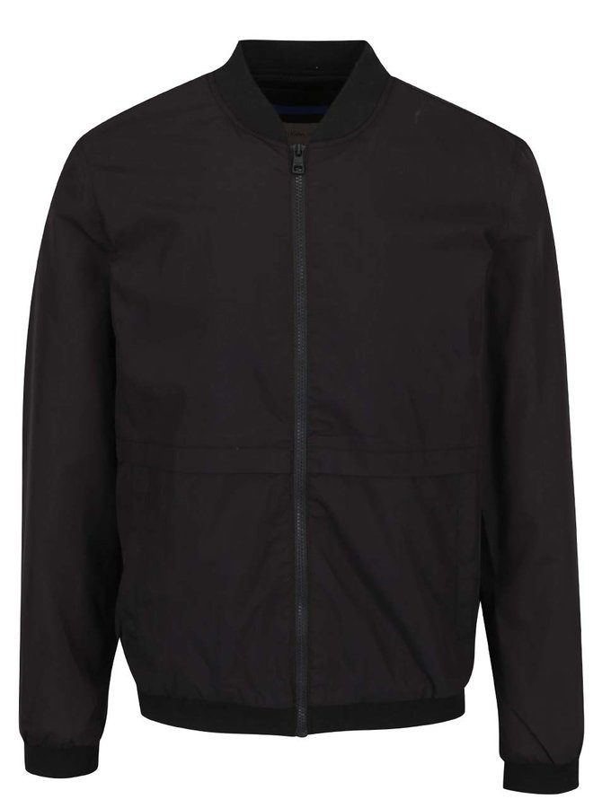 Černý pánský bomber Calvin Klein Jeans Ondo 1
