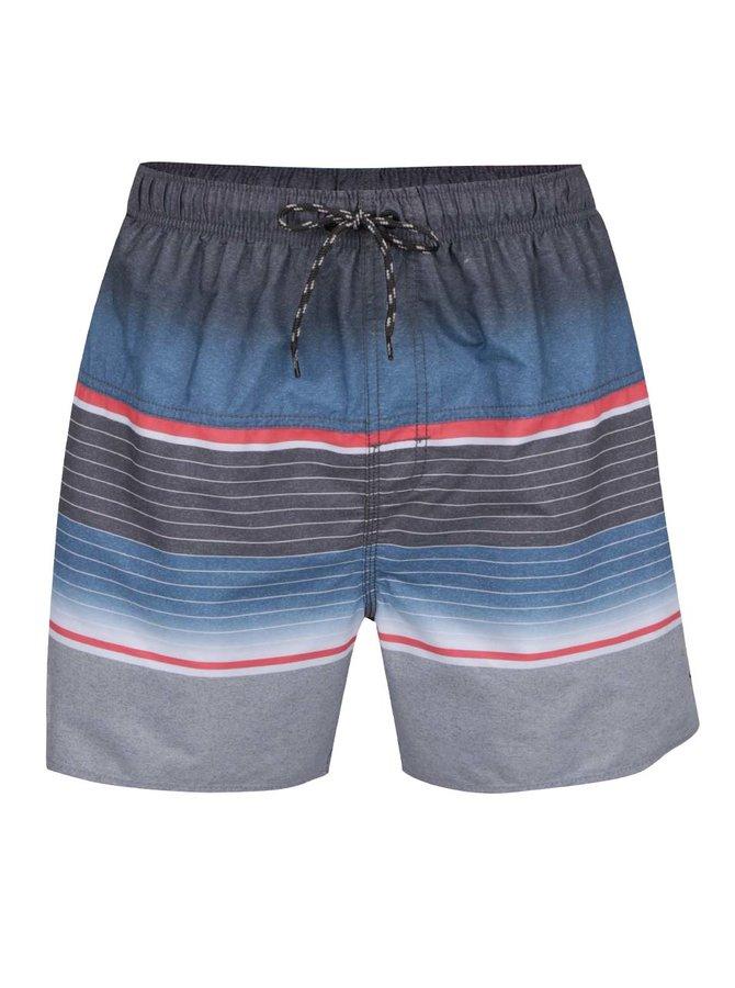 Modro-šedé pánské plavky Rip Curl