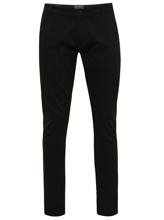 Černé chino kalhoty ONLY & SONS Torp