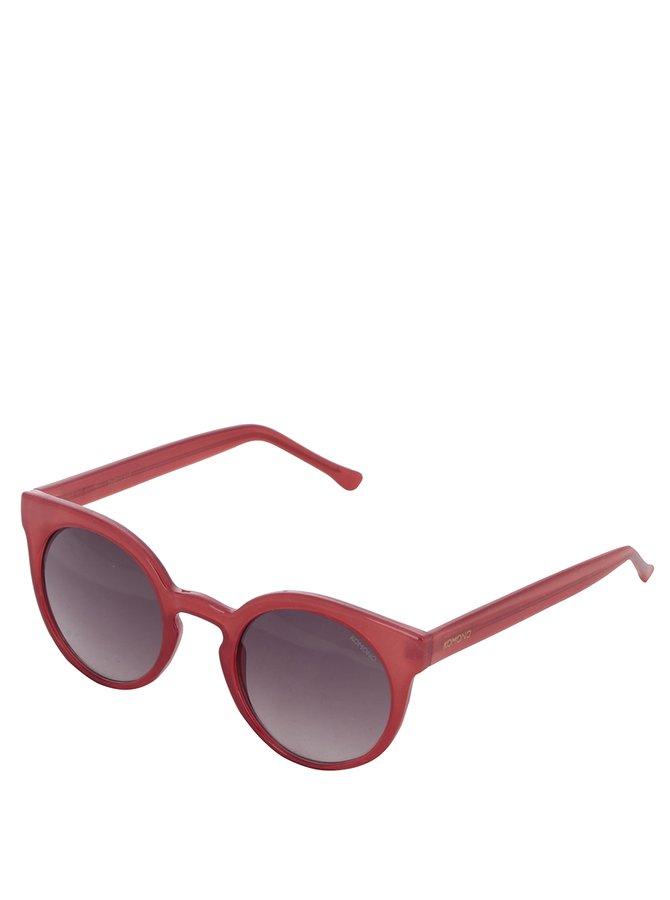 Ochelari roșii de damă Komono Lulu