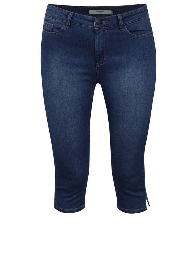 Pantaloni trei sferturi din denim VERO MODA Seven