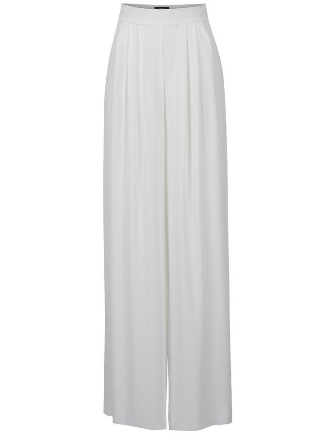Krémové culottes kalhoty NISSA