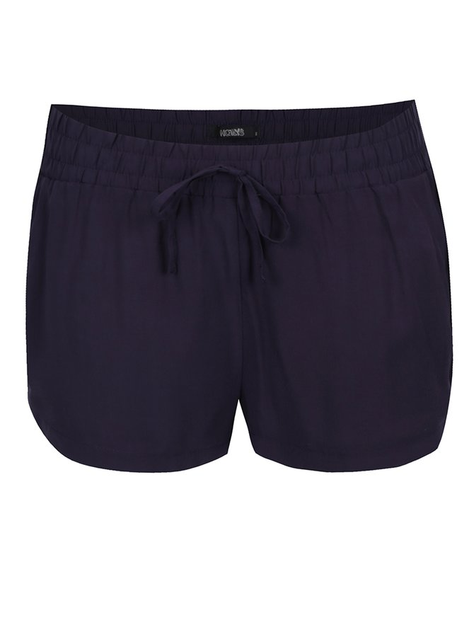 Pantaloni scurți bleumarin Haily´s Svenja
