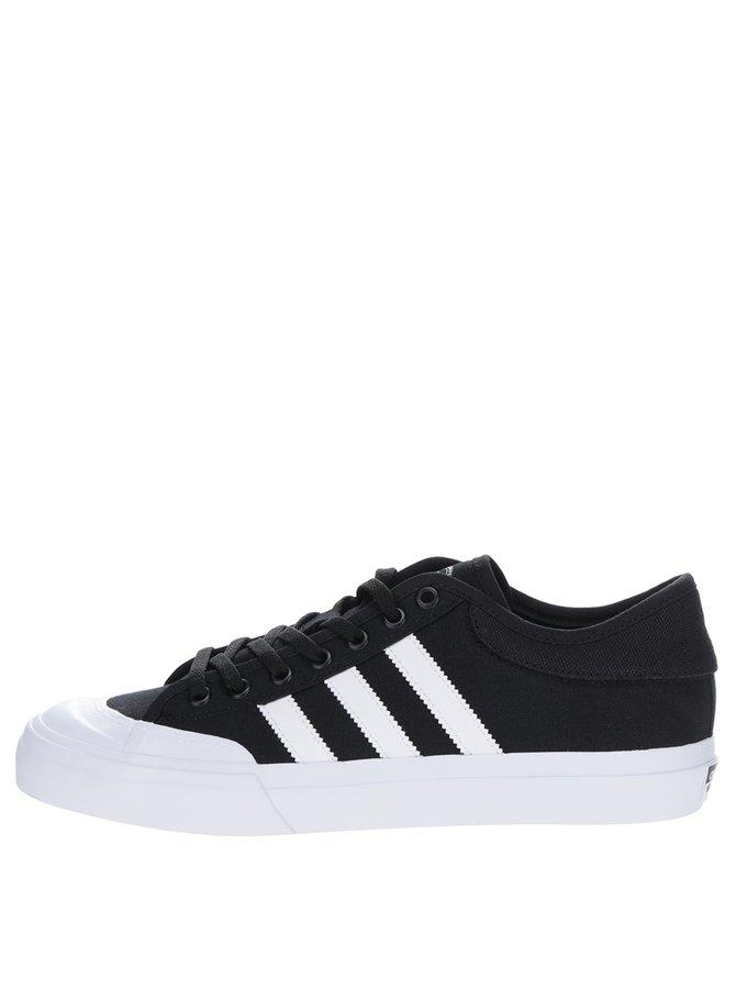 Pantofi sport negru & alb pentru bărbați adidas Originals Matchcourt