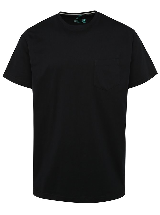 Tmavě modré triko s krátkým rukávem JP 1880