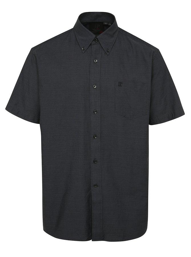 Šedá košile s krátkým rukávem JP 1880