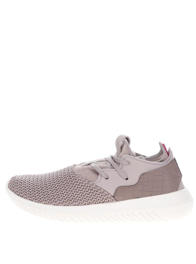 Pantofi sport maro deschis adidas Originals Tubular Entrap pentru femei