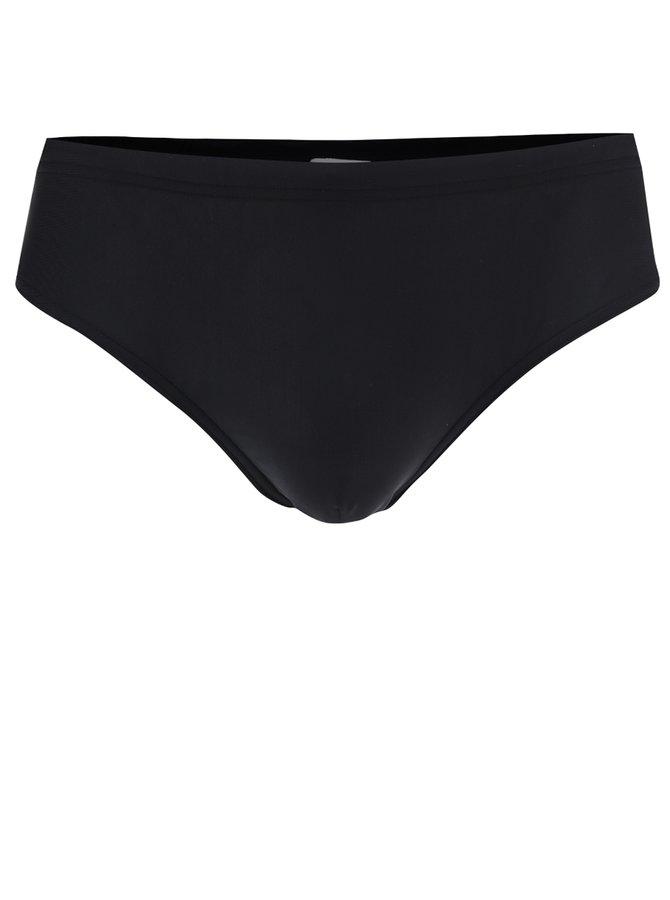 Černé pánské plavky Quiksilver Kloro