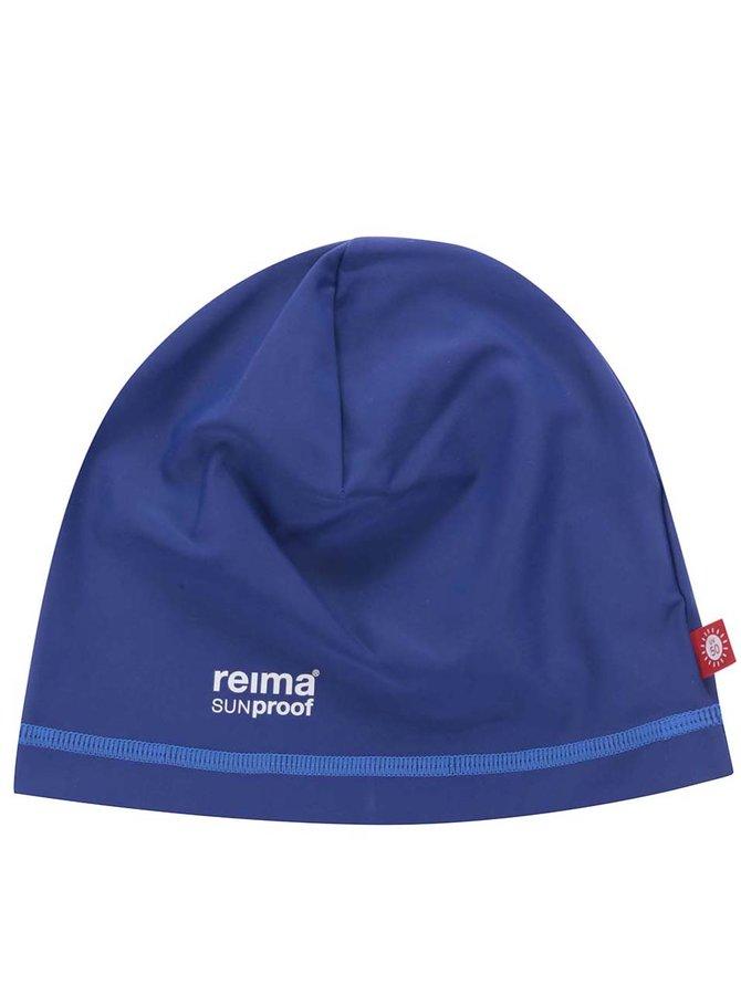 Tmavě modrá klučičí čepice proti slunci Reima Vesipeto