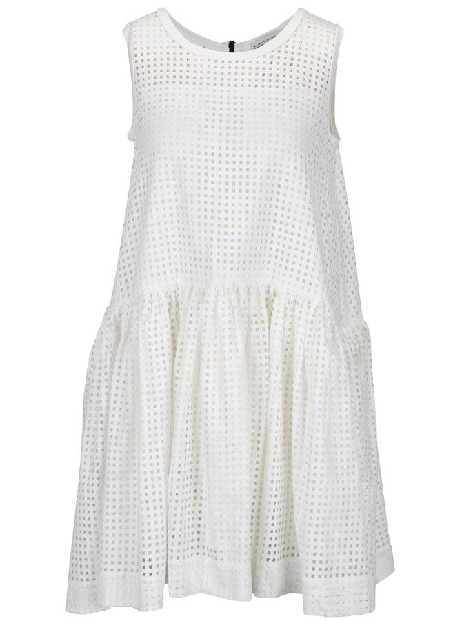 Krémové oversize šaty Silvia Serban