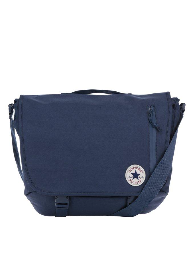 Tmavě modrá unisex taška přes rameno Converse