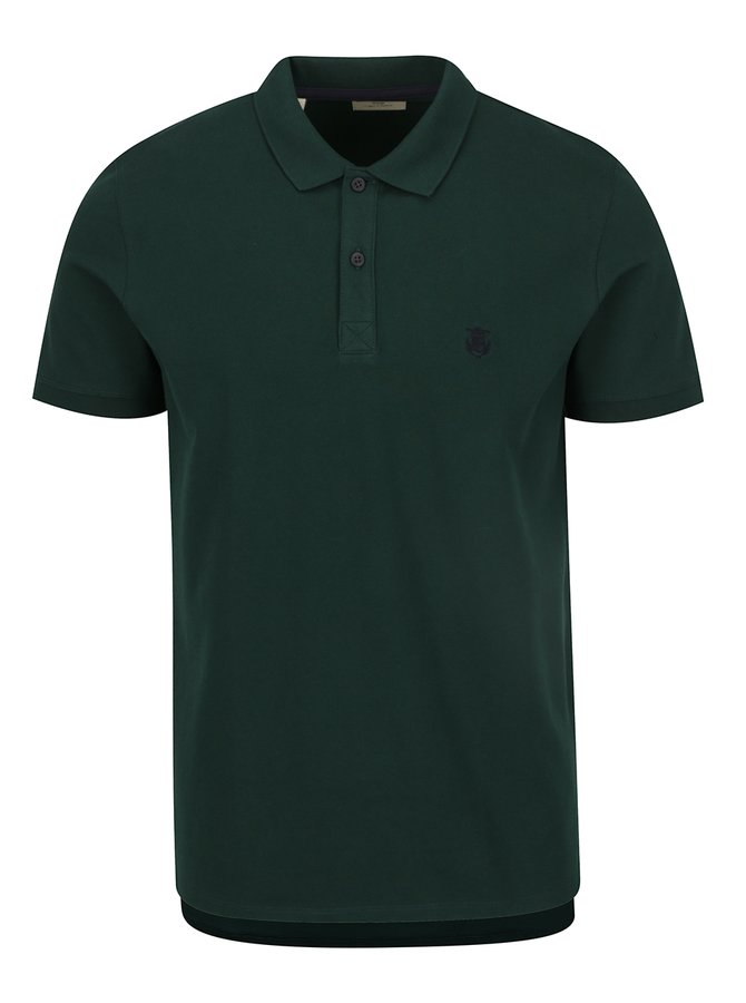 Tricou verde polo Selected Homme Haro