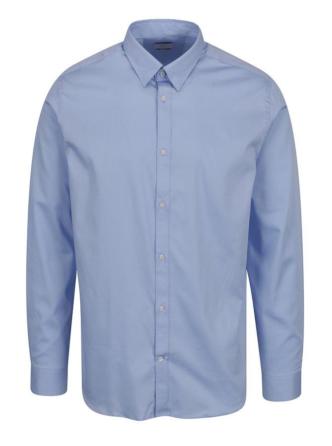 Světle modrá slim fit košile Selected Homme Done