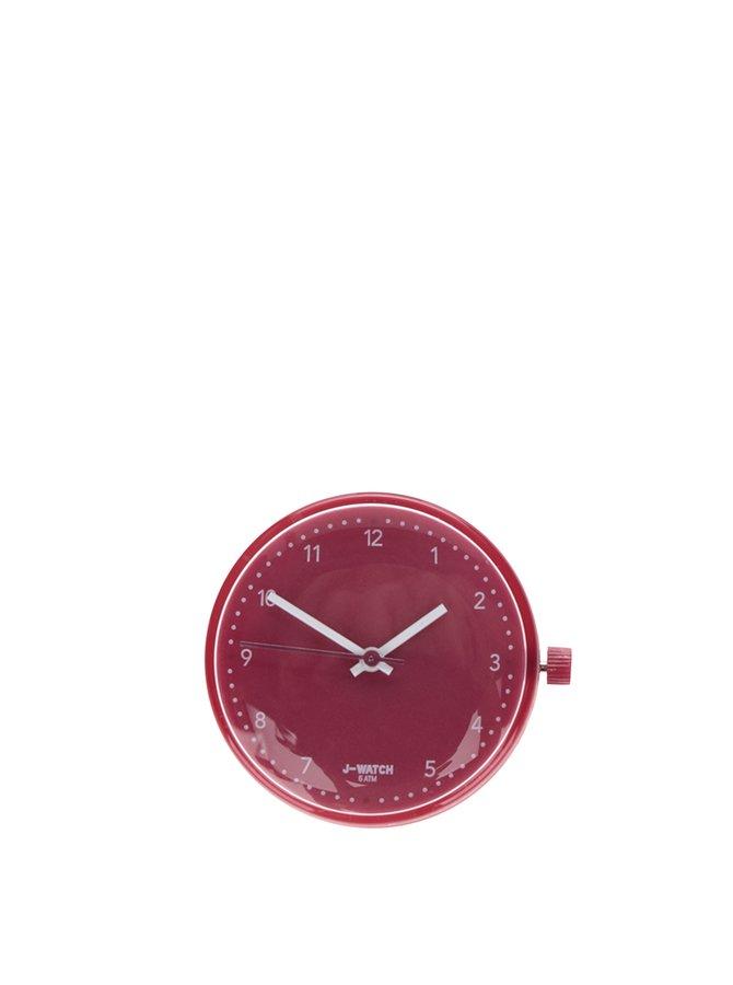 Tmavě růžový ciferník Ju'sto Justo 32 mm