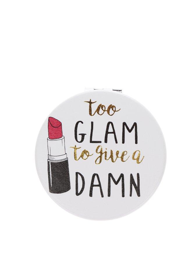 Krémové kompaktní zrcátko CGB Too glam