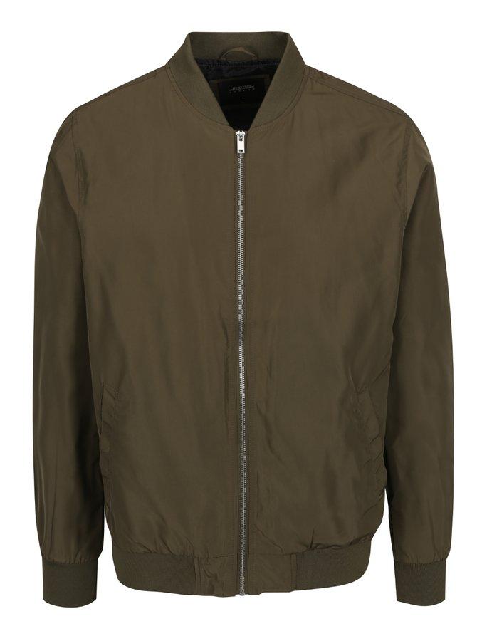 Jachetă bomber bej Burton Menswear London