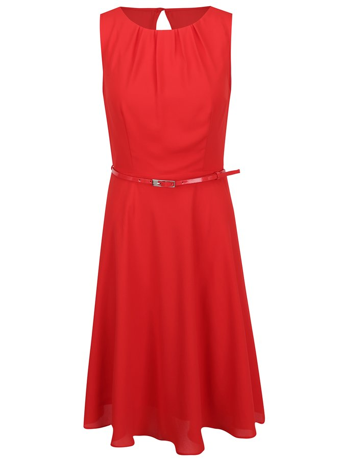 Rochie roșie Billie & Blossom cloș