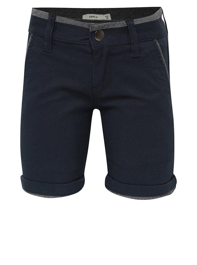 Pantaloni scurți bleumarin name it Taram  pentru băieți