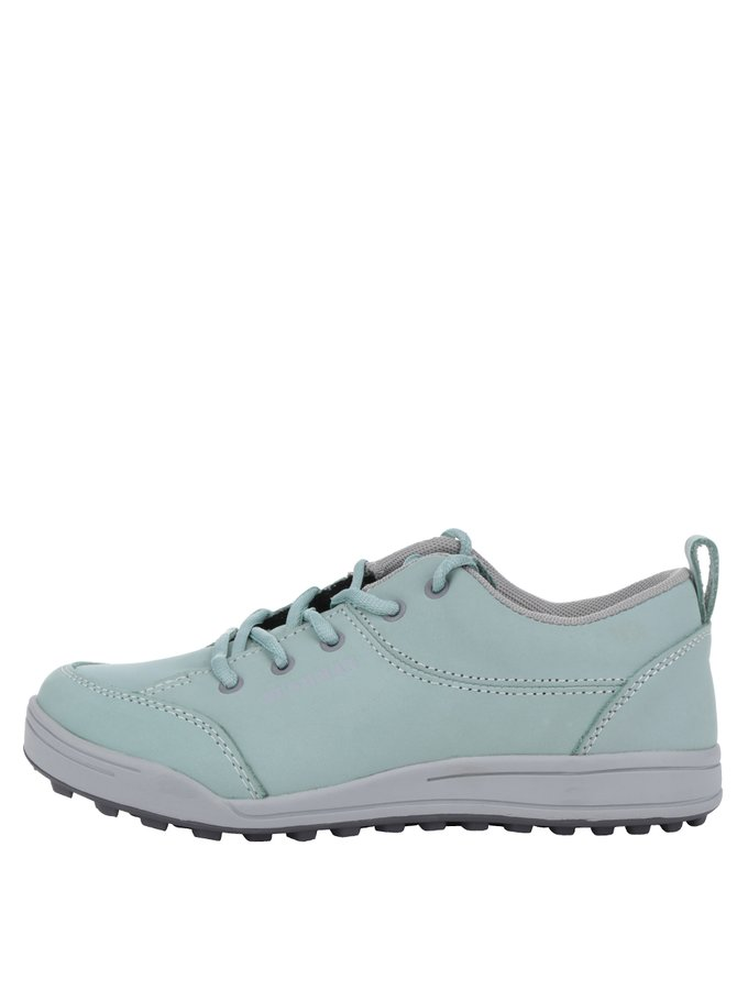 Pantofi sport verde mint  BUSHMAN Dahab din piele naturală