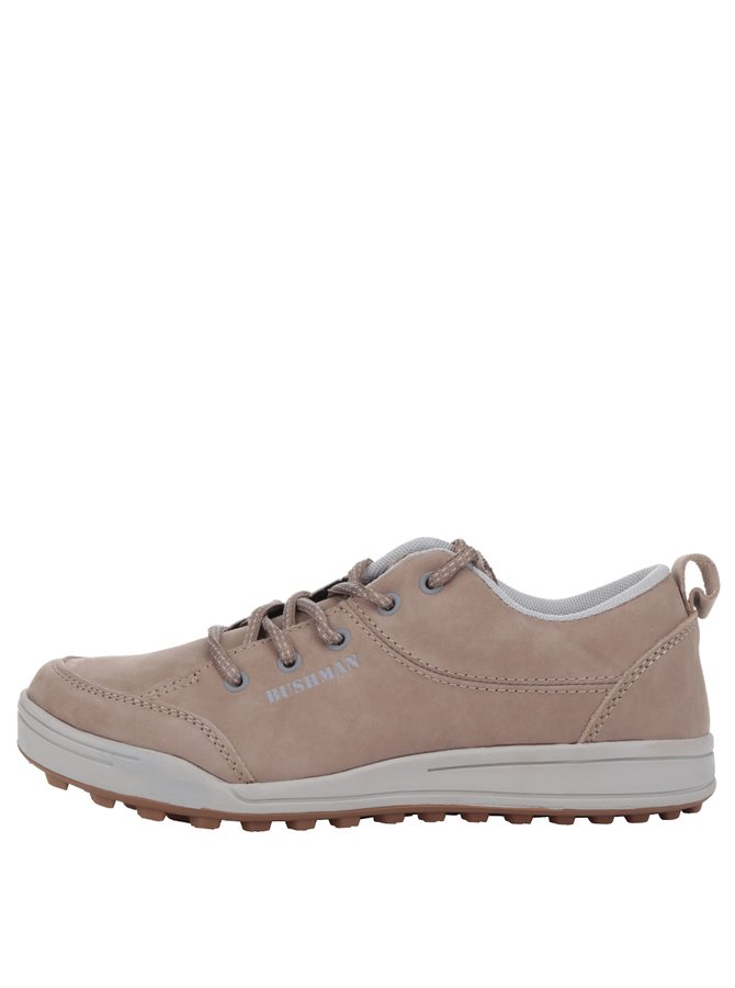 Pantofi sport bej BUSHMAN Dahab din piele