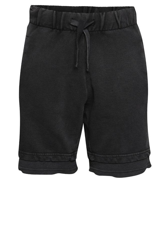 Pantaloni scurți gri închis LIMITED by name it Omid pentru băieți