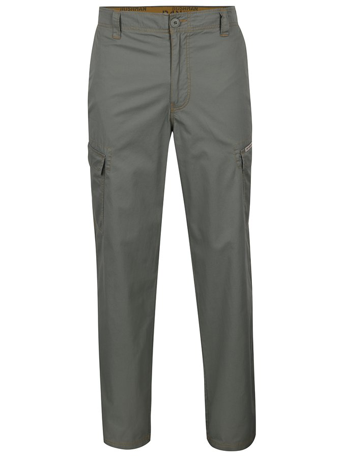 Pantaloni kargo kaki BUSHMAN Worth II