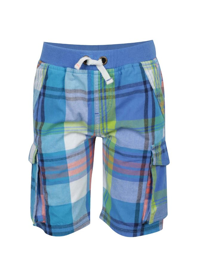 Pantaloni sport albaștri Tom Joule