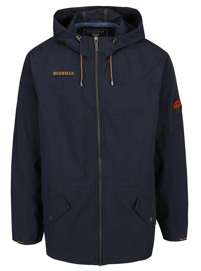 Jachetă parka bleumarin BUSHMAN Bragg