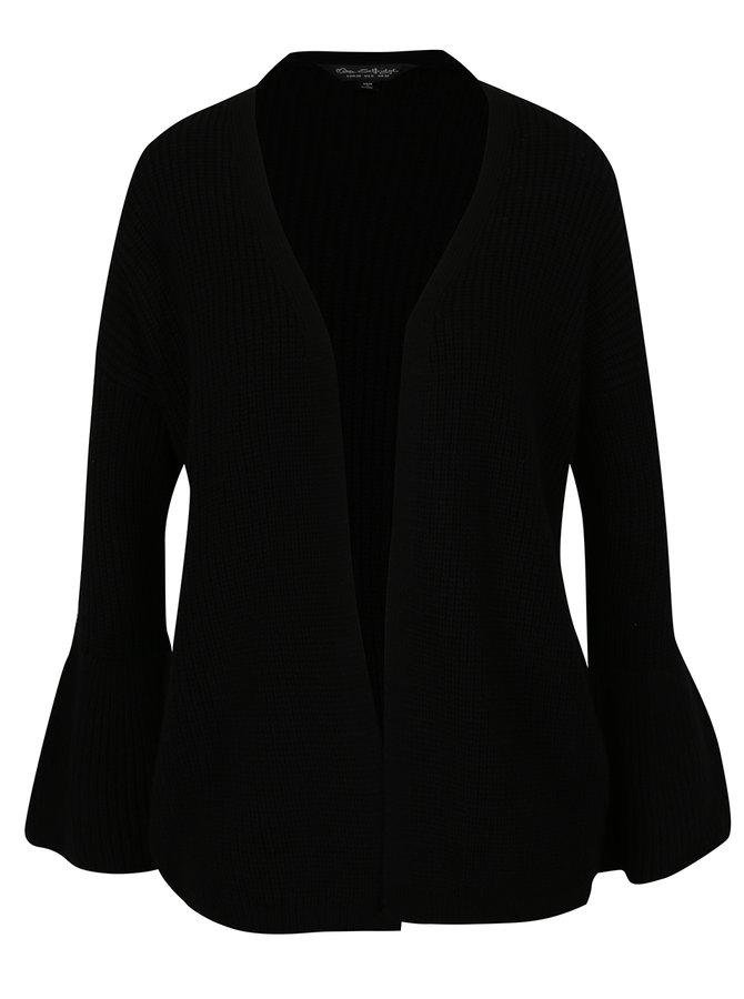 Cardigan negru tricotat  Miss Selfridge