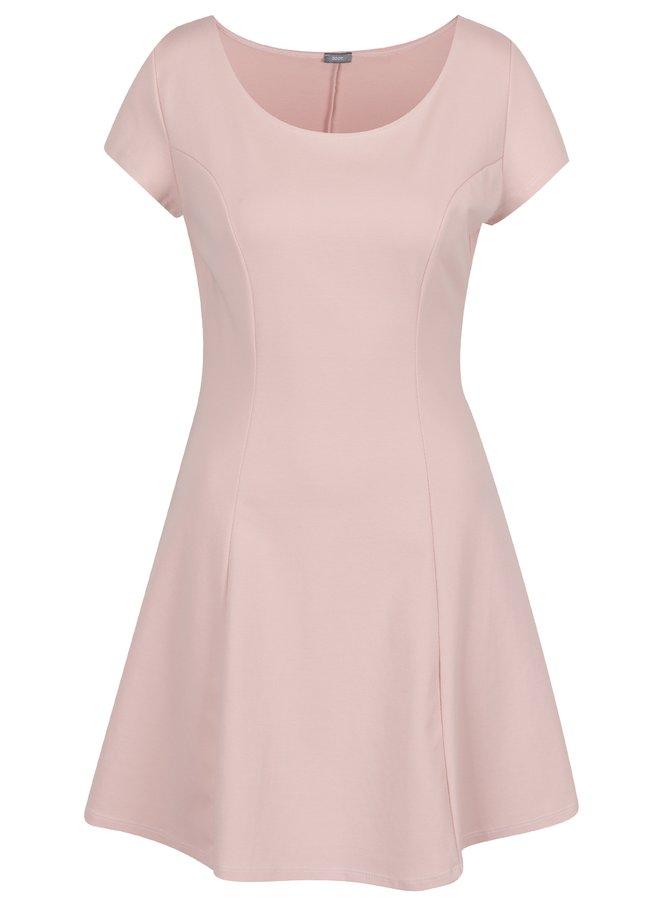 Rochie scurtă roz ZOOT