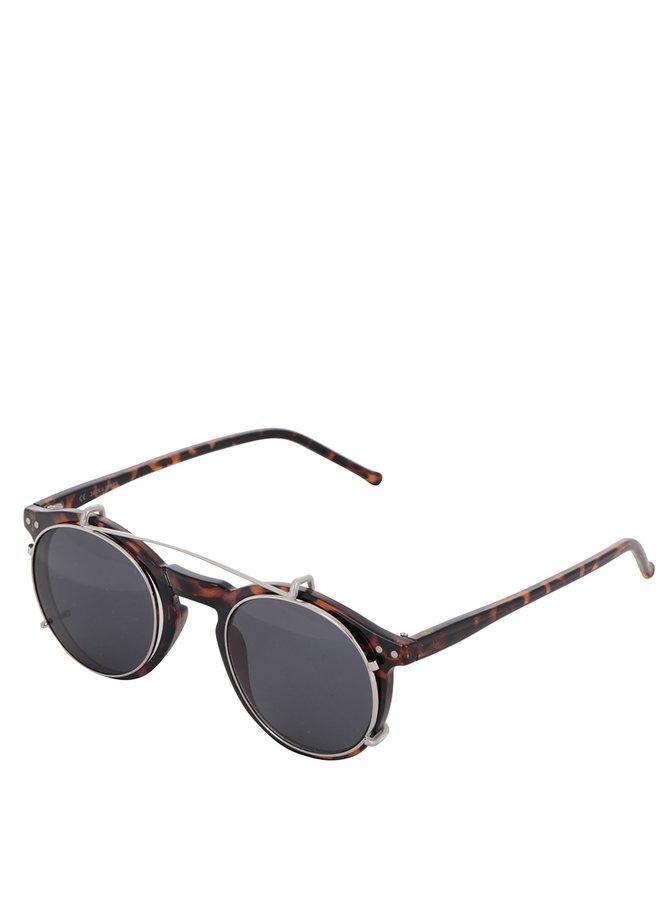 Ochelari de soare cu lentile clip-on - Jack & Jones Brad IV.