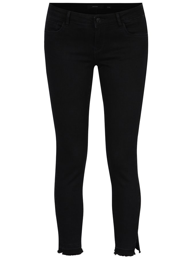 Blugi negri slim fit - VERO MODA Five