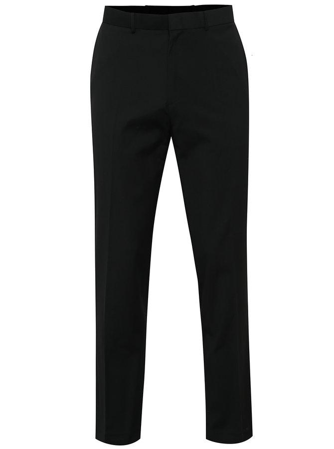 Pantaloni negri de costum Burton Menswear London