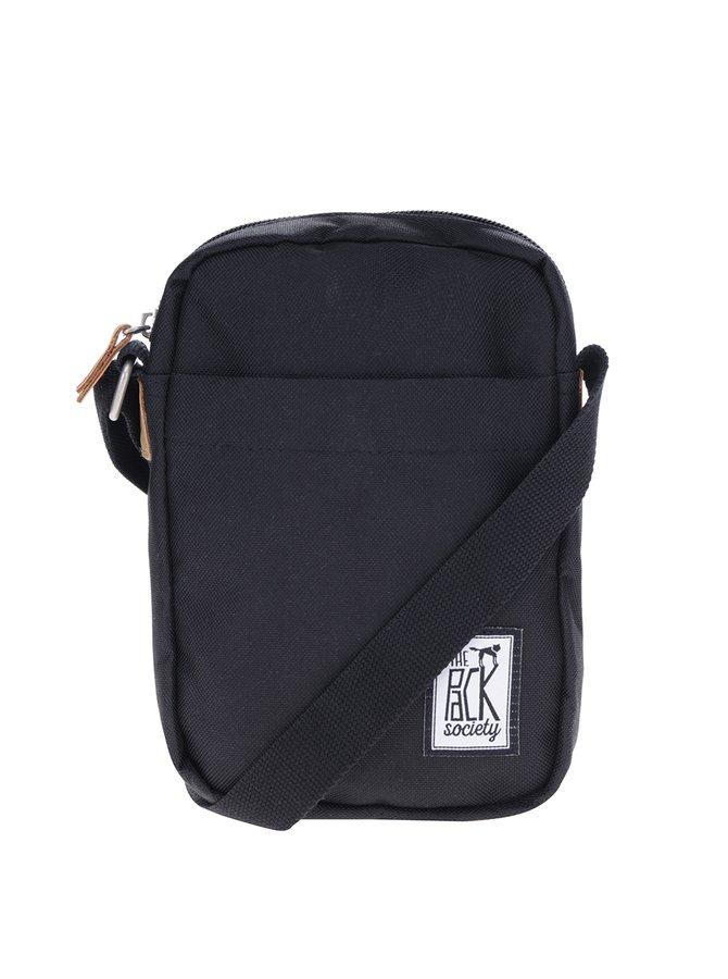Geantă crossbody neagră The Pack Society