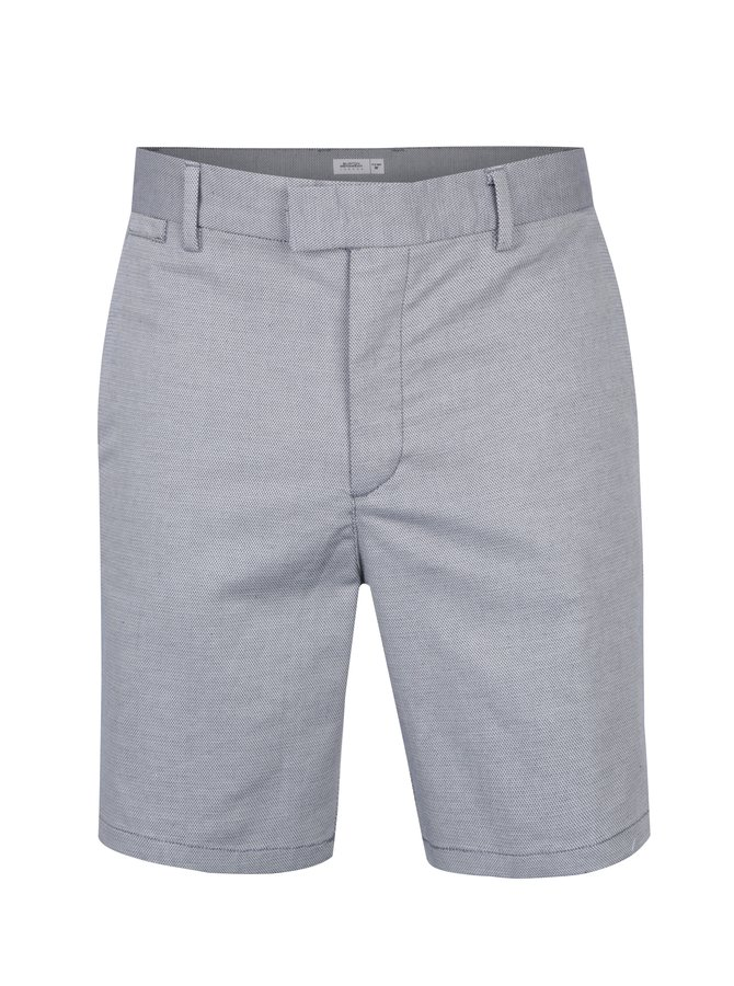 Pantaloni scurți chino gri & negru - Burton Menswear London