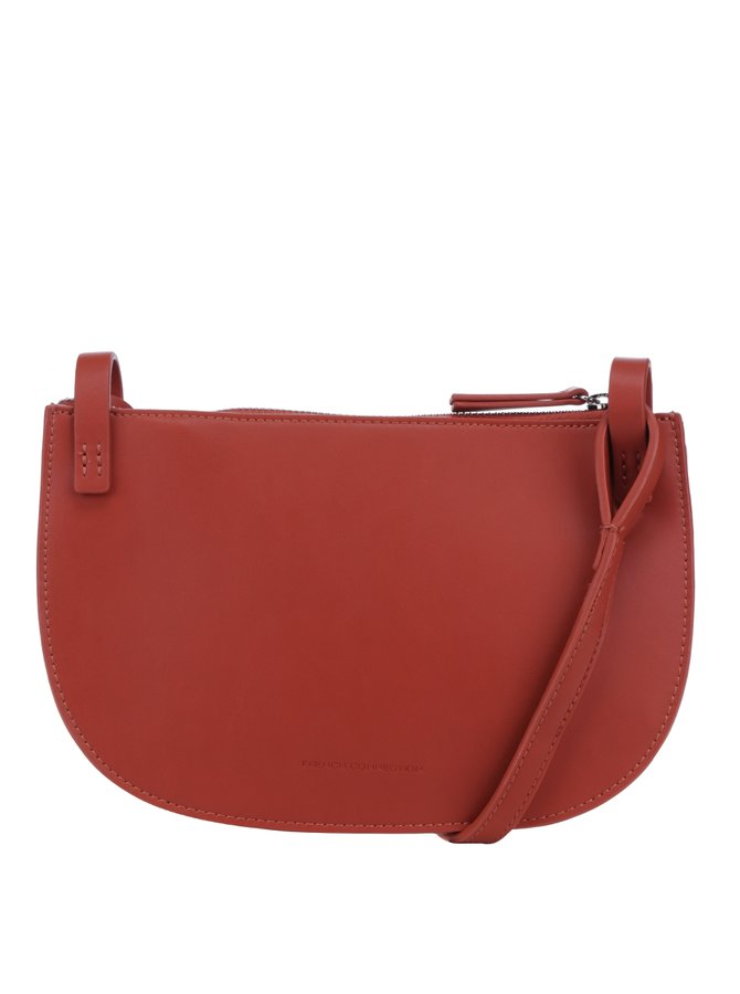 Geantă crossbody portocalie  French Connection Robbie