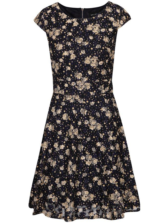 Rochie în A cu imprimeu floral - Mela London