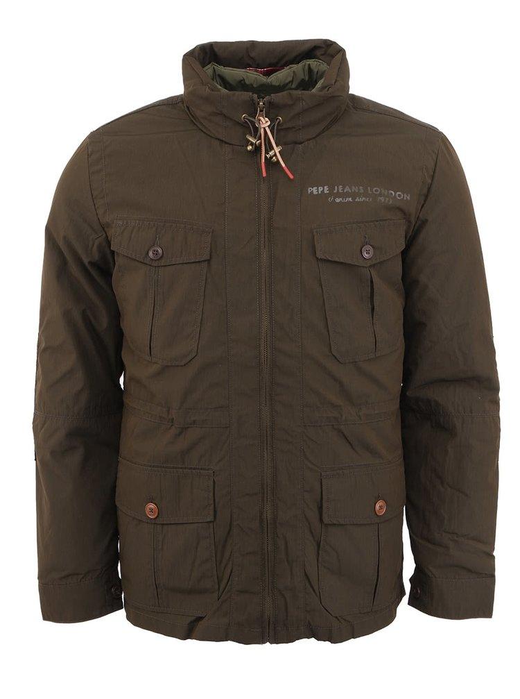 Jachetă Canazei 2in1 Pepe Jeans - verde militar