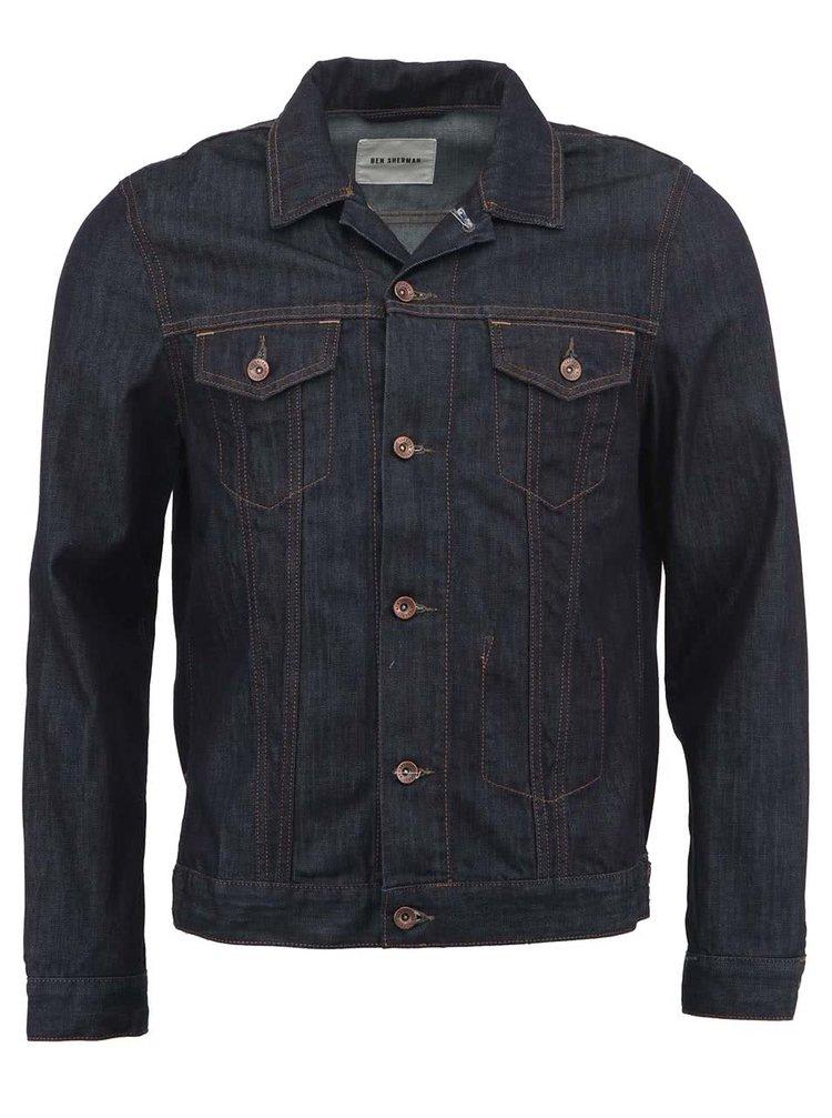 Tmavě modrá džínová bunda Ben Sherman