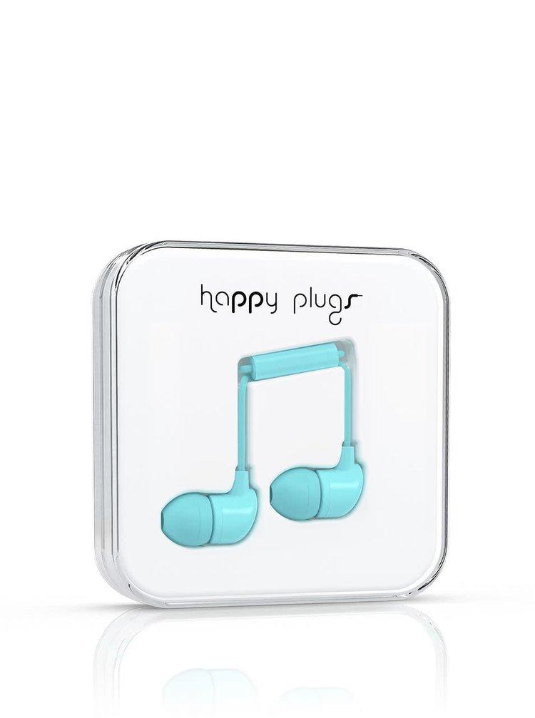 Casti Happy Plugs In-Ear verde mint