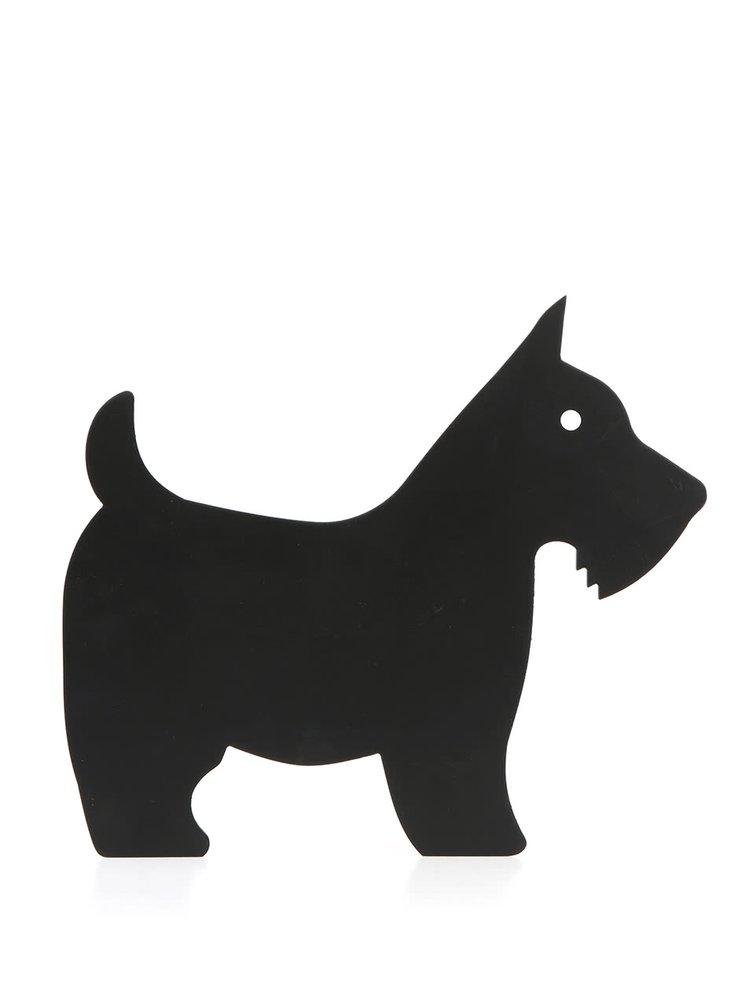 Tabuľa Sass & Belle Skottie v tvare psíka