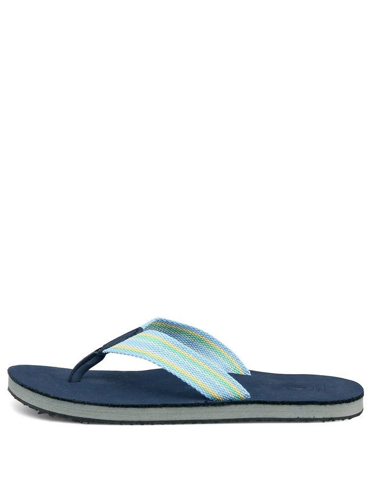 Papuci flip-flop bărbătești JJ Pisa de la Jack & Jones - albaștri