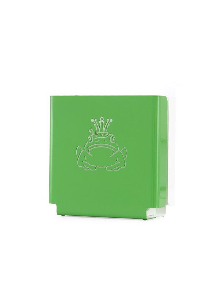 Zelené designové světlo molight kids Frog