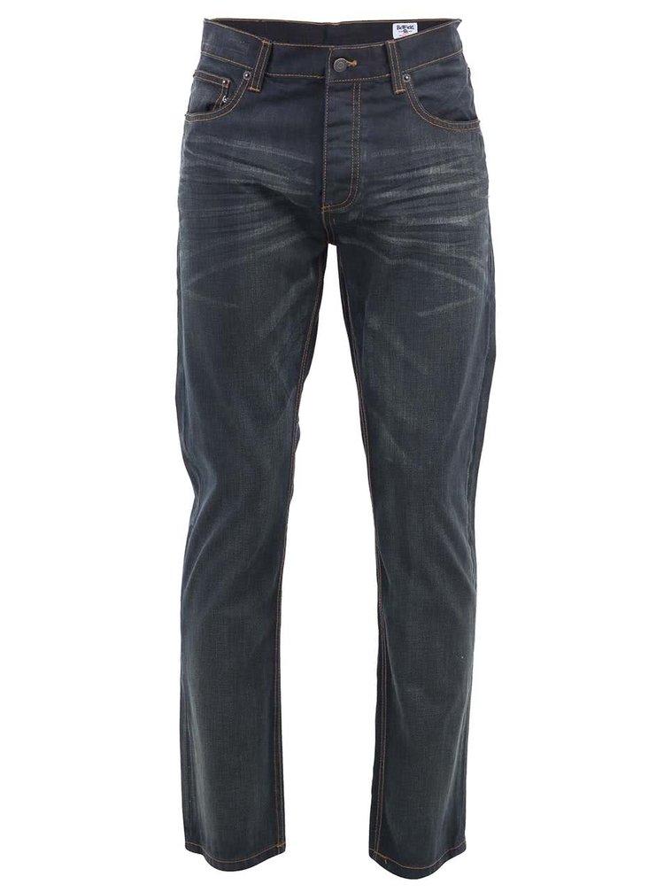 Modré pánské džíny Bellfield Phoenix Calex
