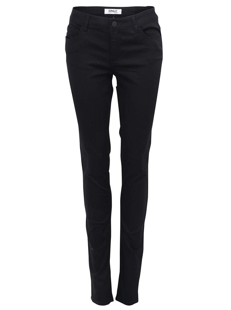 Jeanși skinny Minna ONLY - negru