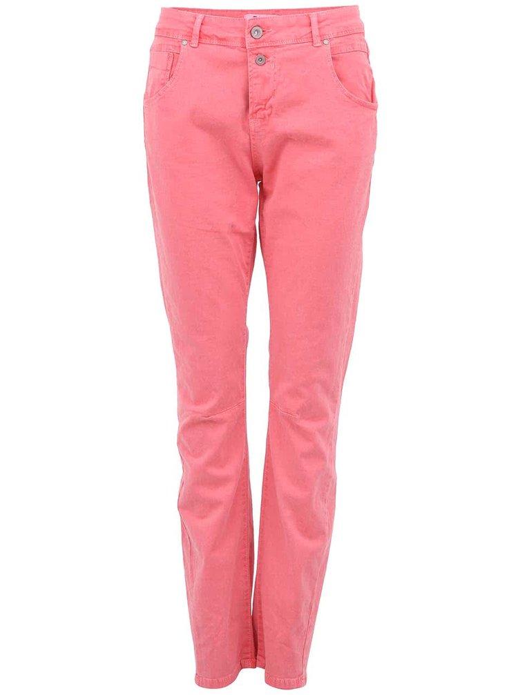 Růžové kalhoty ONLY Lise
