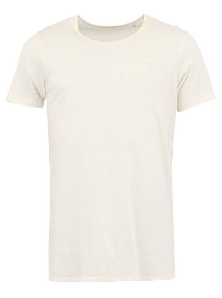 Krémové pánské tričko Stanley & Stella Adores